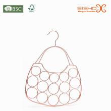 Eisho кольца ПВХ покрытием галстук и пояса металлические вешалки