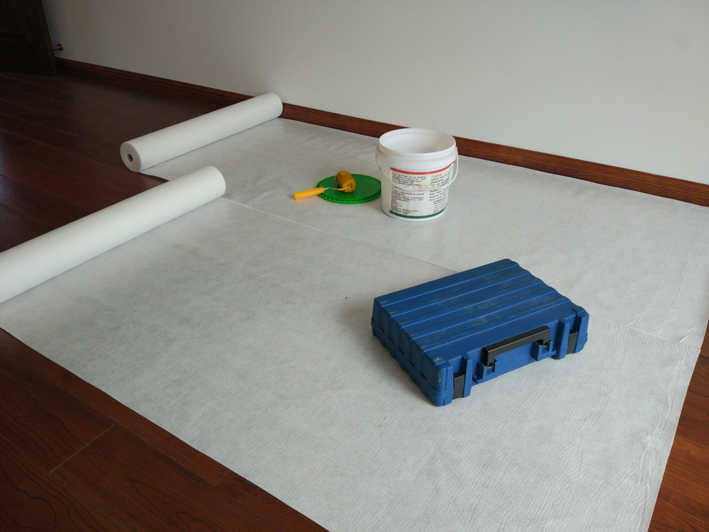 Cheap Floor Protection Construction