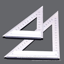 Triangle Square Ruler Aluminium Alloy Steel