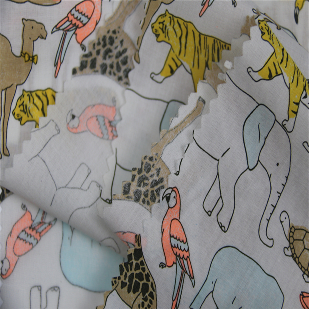 Cotton cartoon Fabric