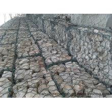 Sechseck-Drahtgeflecht für Stein