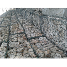 Шестиугольное плетение провода для камня
