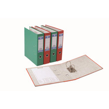 A4 FC PVC Single Ring Binder