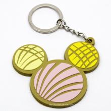 PVC Key Chain Manufacturer Wholesale Cheap Custom 2D 3D Silicon Rubber Soft PVC Keychain