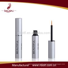 Garrafa de eyeliner de luxo de alumínio importação china