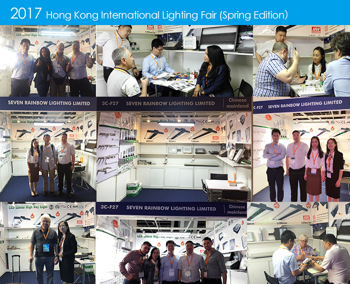 2017 HongKong Fairs Of 50W Led Gas Station Canopy Lights