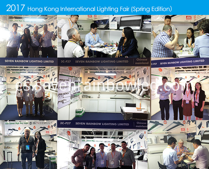 2017 International Exhibitions of 75W Canopy Light