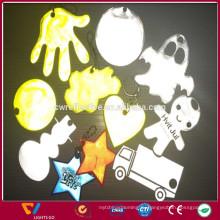 ОДМ мода подарок промотирования безопасности светоотражающие элементы на рюкзаке