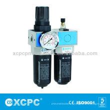 Aire fuente tratamiento unidades-XUWL seris FR + L-aire preparación unidades de aire filtro de combinación