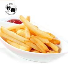 Low Temperature Vacuum Fried potato fries frozen