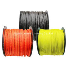"""1/2""""X100′ Optima Line Winch Ropes, Synthetic Winch Line, UHMWPE Material"""