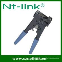 RJ45 impermeável conector crimp ferramenta