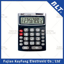 Calculadora de Área de Trabalho de 12 Dígitos para Casa e Escritório (BT-8836)