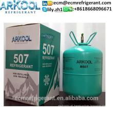 refrigerante R507c preço do gás refrigerante