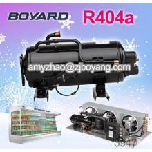 Food Freezer 220v/50hz display ac rotary refrigeration compressor toshiba with freezing units