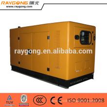 10kw stiller Dieselgenerator automatischer Start mit ATS