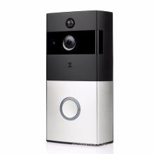 Smart WiFi video doorbell for smartphones tablets, wireless video door phone, IP Wi-Fi camera