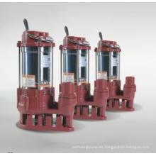 Bomba de aguas residuales inoxidable (serie WQ)