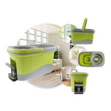 Joyclean Super Square Mop Bucket, Cleaning Mop and Bucket with Pedal