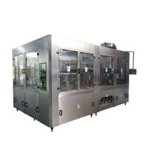 Máquina automática de llenado de refrescos