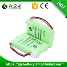Großhandel 750 mah 3,6 V ni-mh Akku Handy Batterie