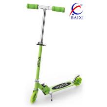 120mm blinkende PU-Rad-Tritt-Roller (BX-SK351)