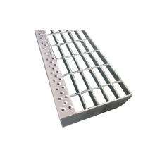 Anti slip stair step treads grating with ISO1461