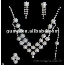 El último sistema nupcial de la joyería de la boda (GWJ12-544)