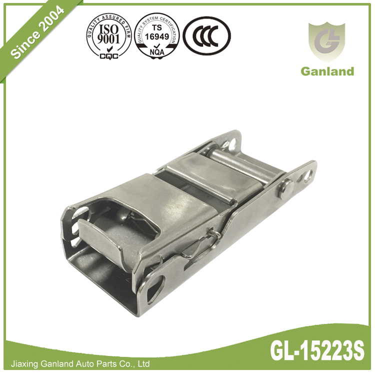 Stainless Steel pressed body GL-15223S-3