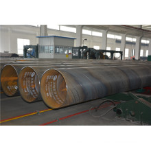 Outside 3PE Coated Inside Fusion Bounded Epoxy Coated Potable Water Steel Pipe