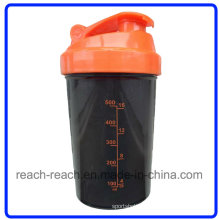 Energy Drinking Plastic Shaker Cup (R-S076)