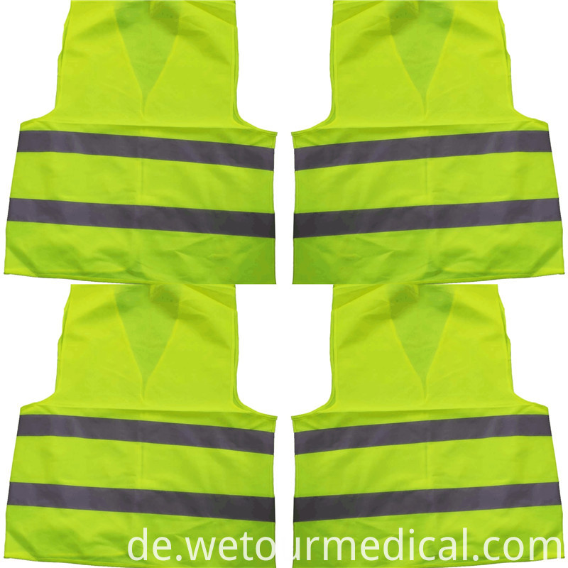 Traffic Safety Overalls Vest Clothing