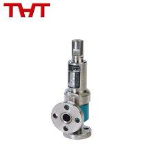 spring loaded high pressure safety valve for boiler