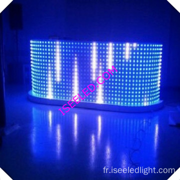 DJ Booth Music Sync LED compatible avec Madrix