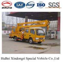 Camion de plate-forme aérienne Dongfeng 14-16m avec nouveau design