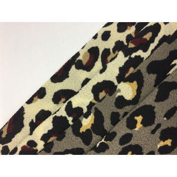 75D Polyester Spandex Bubble Chiffon Printed Fabrics