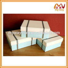 Delicate clothing boxes, all kinds of apparel gift boxes custom