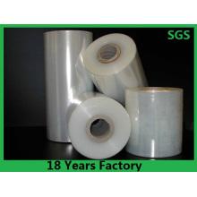 Película elástica plástica del estiramiento de la película elástica PE del precio de fábrica