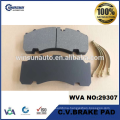 29307 BPW ECO PLUS MAXX trailer casting brake disc pad