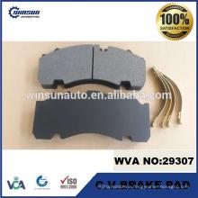 29307 BPW ECO PLUS MAXX trailer casting brake disc pad