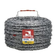 wholesale Barbed wire hot dipped galvanized blade wire  in kenya