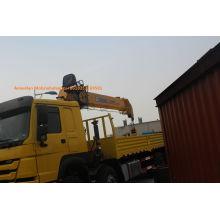 SINOTRUK HOWO 12 toneladas plegable