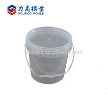 Directly Best Quality Cheap Custom Plastic Paint Bucket Moulds Paint Bucket Plastic Mould
