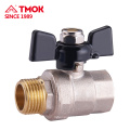 Hydraulic Control Valve Handle Water Ball Valve Manufacturer in Yuhuan Industrial Zone