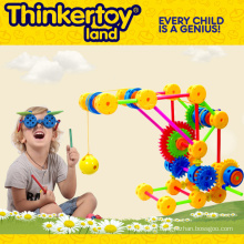 Plastic Educational Toys Kid Interesting Small World