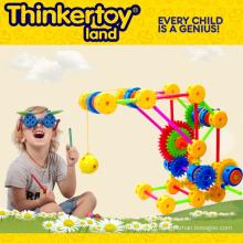 Пластиковые развивающие игрушки Малыш Интересный малый мир