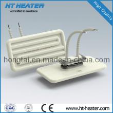 Calentador de cerámica IR tipo plano 120 * 60