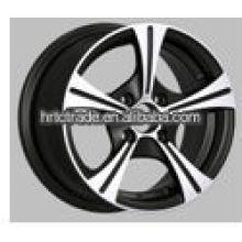 Dubai 2013 primeira réplica de alumínio carro roda