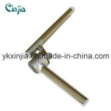 Utensílios de cozinha de liga de zinco alho presser / cortador de vegetais / cozinha Gadget
