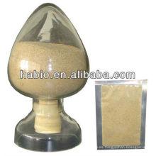 Enzima Lipozyme utilizada en la cría de aves de corral